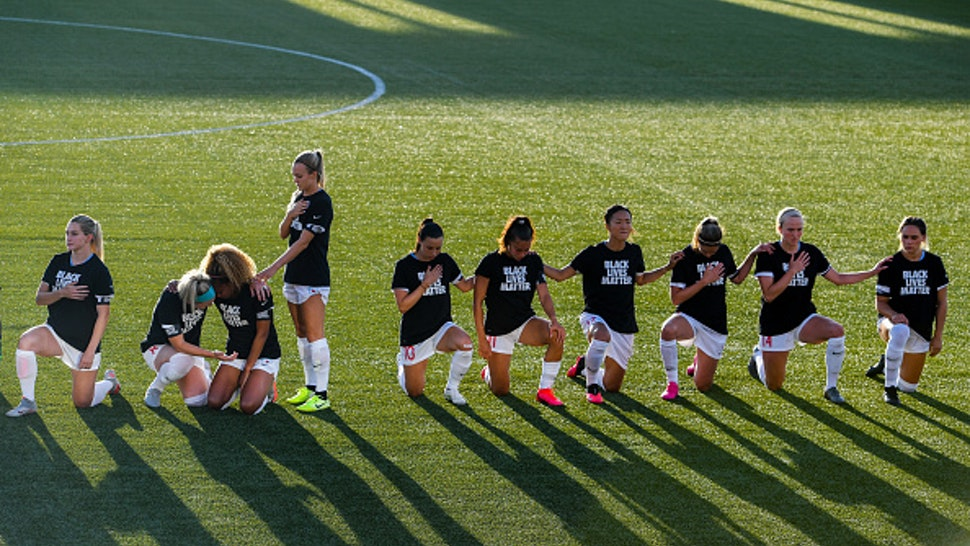 Lone Women's Soccer Player Who Stood For National Anthem Responds To Critics