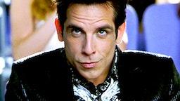 "LOS ANGELES - SEPTEMBER 28: The movie ""Zoolander"", directed by Ben Stiller. Seen here, Ben Stiller (as male model Derek Zoolander). Theatrical release September 28, 2001. Screen capture. Paramount Pictures."