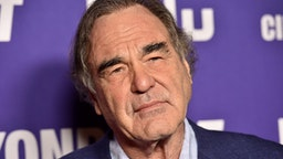 "Oliver Stone attends the 2019 Beyond Fest 25th Anniversary Screening of ""Natural Born Killers"" at the Egyptian Theatre on October 08, 2019 in Hollywood, California."