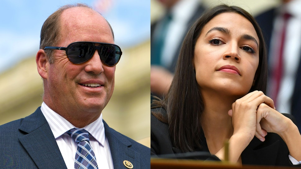 AOC Claims Congressman Called Her Names. He Denies, Apologizes For Tone. AOC Rejects 'Apology'