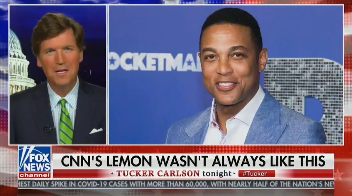 WATCH: Tucker Plays Lemon's Comments From 2013 On Black Community That'd Get Him 'Fired Immediately' Now