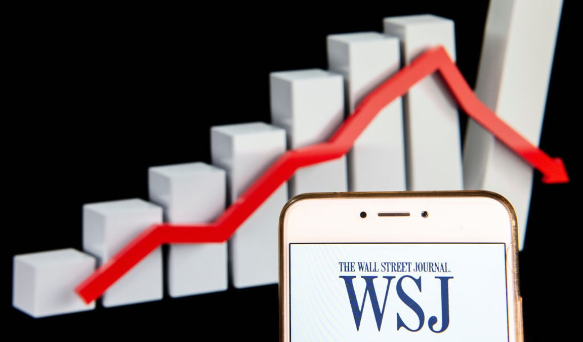 WSJ Reporters Follow NYT, Tell Publisher To Crack Down On 'Misinformation' In Opinion Section