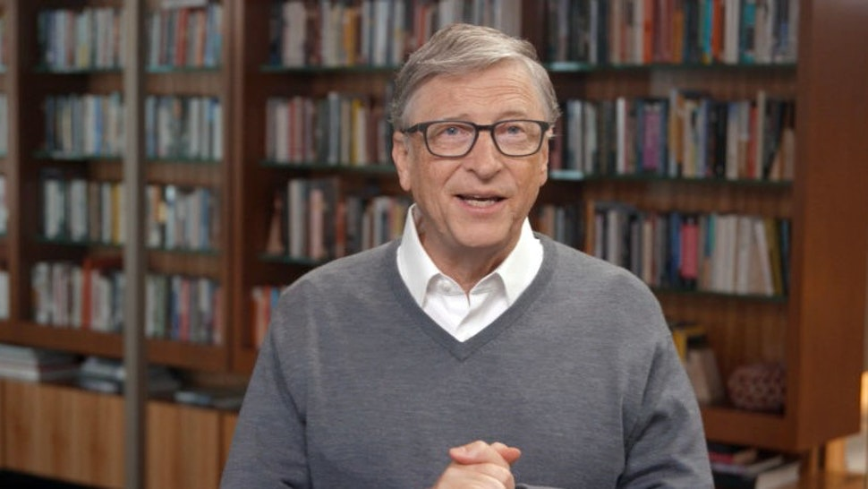 In this screengrab, Bill Gates speaks during All In WA: A Concert For COVID-19 Relief on June 24, 2020 in Washington. (Photo by