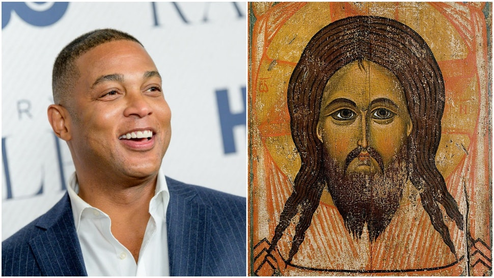 Don Lemon: Jesus Christ 'Admittedly Was Not Perfect When He Was Here'