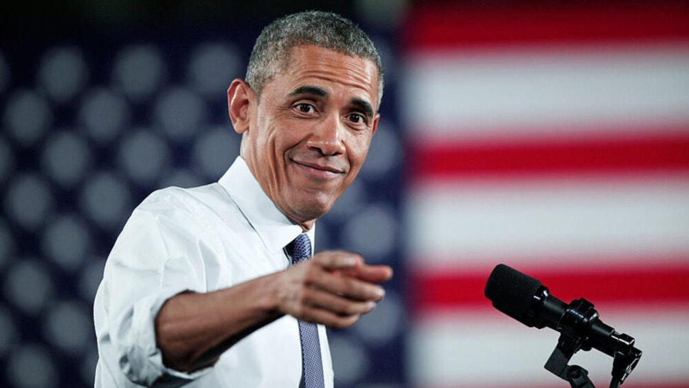 U.S. President Barack Obama speaks at the Ford Michigan Assembly Plant January 7, 2015 in Wayne, Michigan.