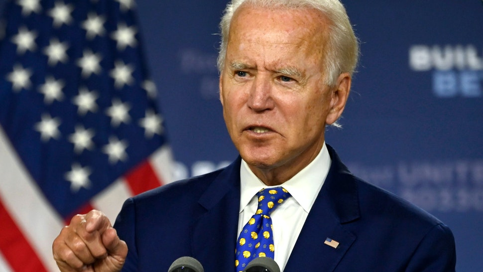 Biden Fails To Condemn Antifa, Black Lives Matter By Name For Repeated Violence, Seems To Suggest Trump Supporters Responsible For Death Of Right-Wing Protester