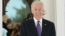 Biden winking