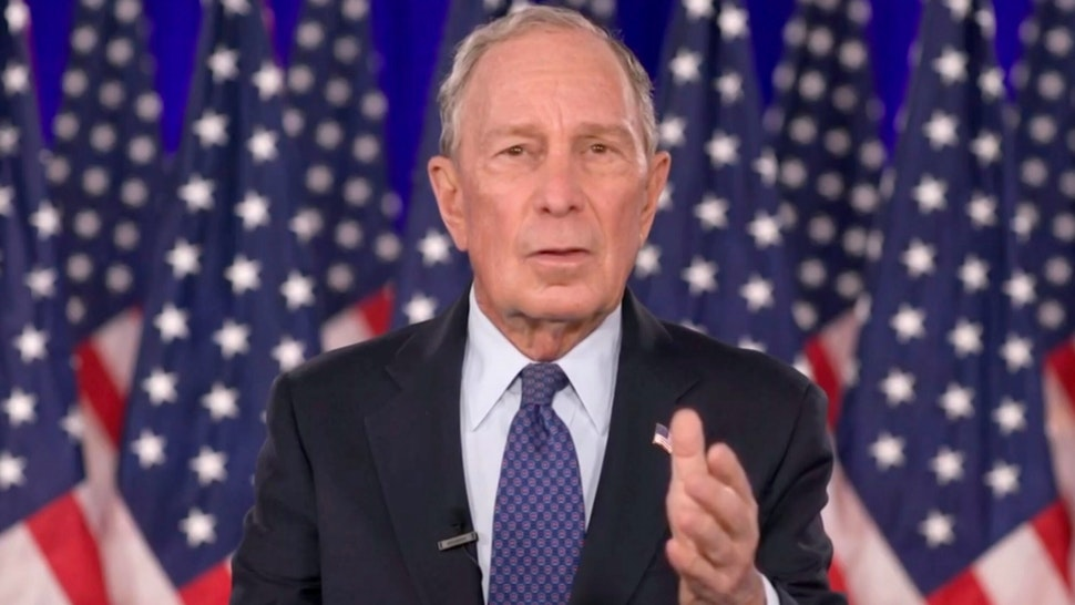 Bloomberg Blasted For 'Infuriating Hypocrisy' Over Comments Made During DNC Speech