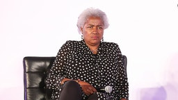 LOS ANGELES, CALIFORNIA - JUNE 20: Donna Brazile attends META Convened by BET at Milk Studios on June 20, 2019 in Los Angeles, California.