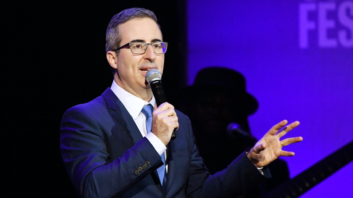 TOTO: John Oliver Lies About Portland Violence, Reporters Run To His Defense