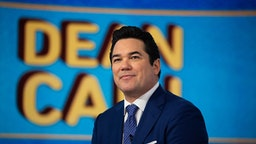 TODAY -- Pictured: Dean Cain on Thursday, January 24, 2019 --