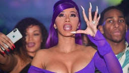 MIAMI, FL - FEBRUARY 02: Cardi B attends The Big Game Weekend at The Dome Miami on February 2, 2020 in Miami, Florida.