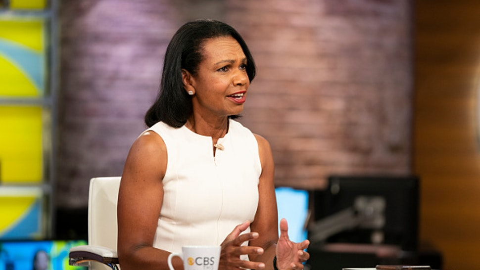 Condoleezza Rice: 'A Problem Of The Left' Is Telling Black People How To Think