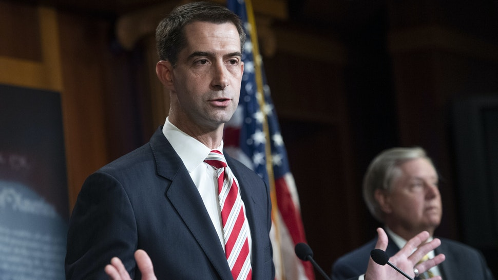 Cotton Ramps Up Efforts To Combat Communist China: Accepting Money From China 'Should Be Criminalized'
