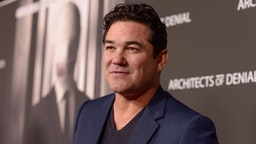 Executive producer Dean Cain attends the premiere of 'Architects Of Denial' at Taglyan Complex on October 3, 2017 in Los Angeles, California. (Photo by Tara Ziemba/Getty Images)