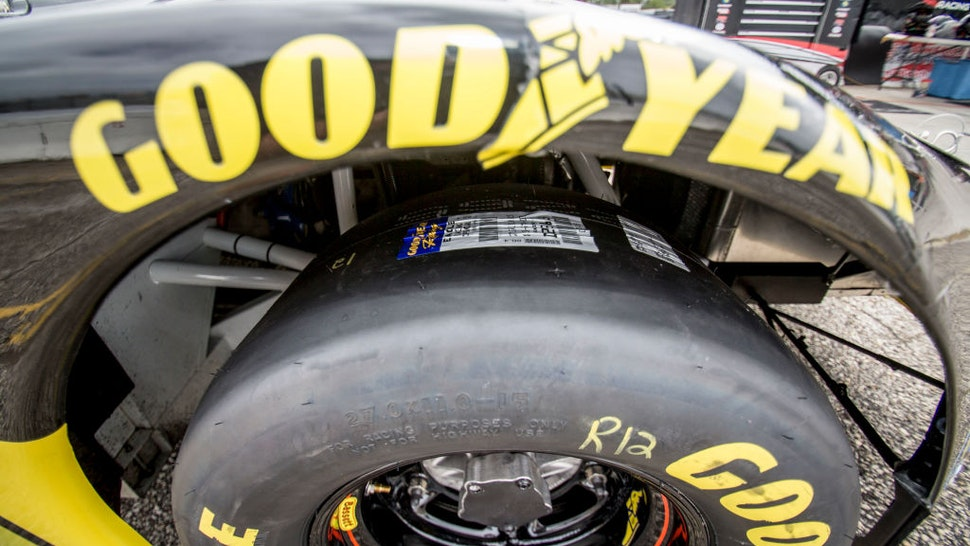 GoodYear Tire, NASCAR Drive for Diversity Combine at New Smyrna Speedway on October 23, 2018 in New Smyrna Beach, Florida.