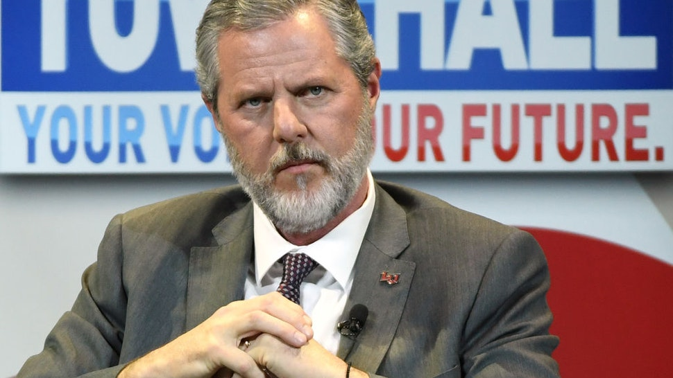 'Deeply Entangling Sin': Jerry Falwell Jr. Resigns From Liberty University Amid Sordid Allegations