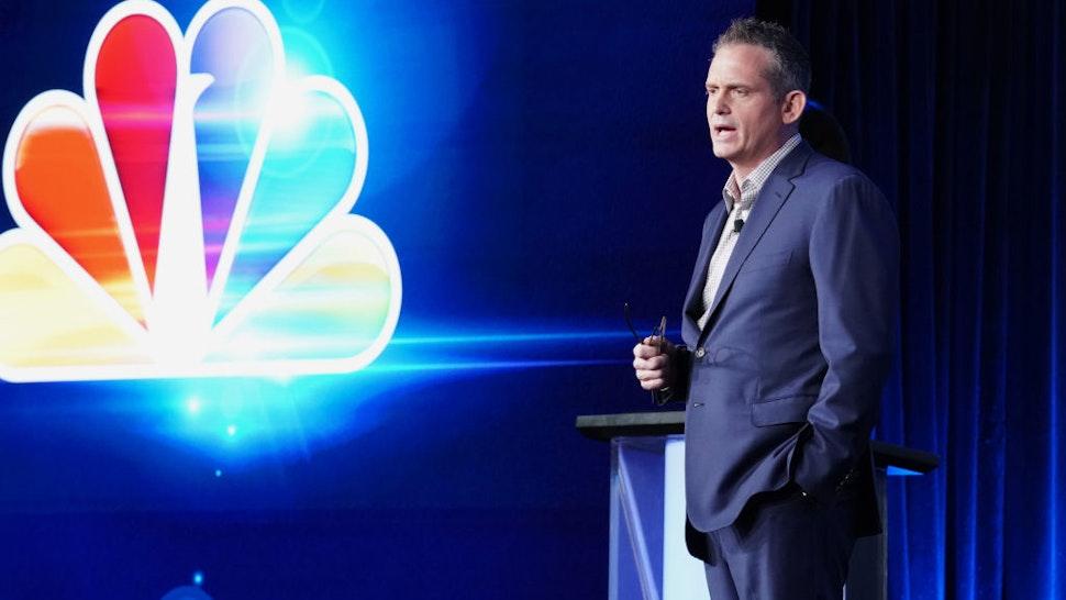Paul Telegdy, Chairman, NBC Entertainment