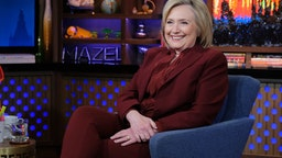 WATCH WHAT HAPPENS LIVE WITH ANDY COHEN -- Episode 17043 -- Pictured: Hillary Clinton