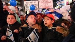 Jewish kids NY