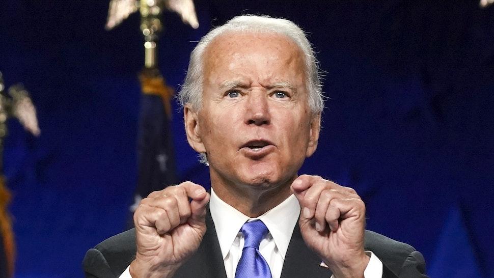 Joe Biden: I Am 'Prepared' To 'Shut' The United States 'Down' To Stop The Coronavirus