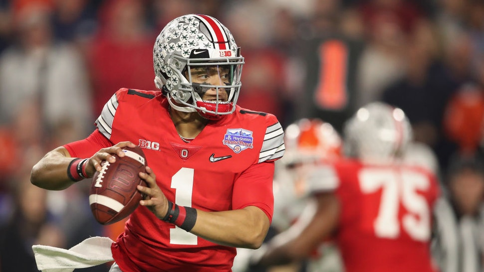 '#LetUsPlay!': More Than 200,000 Sign Ohio State Quarterback's Petition To Un-Cancel Big Ten Football Season