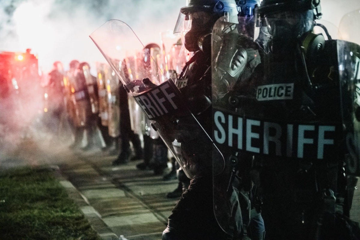 Law Enforcement Groups Warn Wisconsin Governor Against Making 'Premature' Kenosha Statements