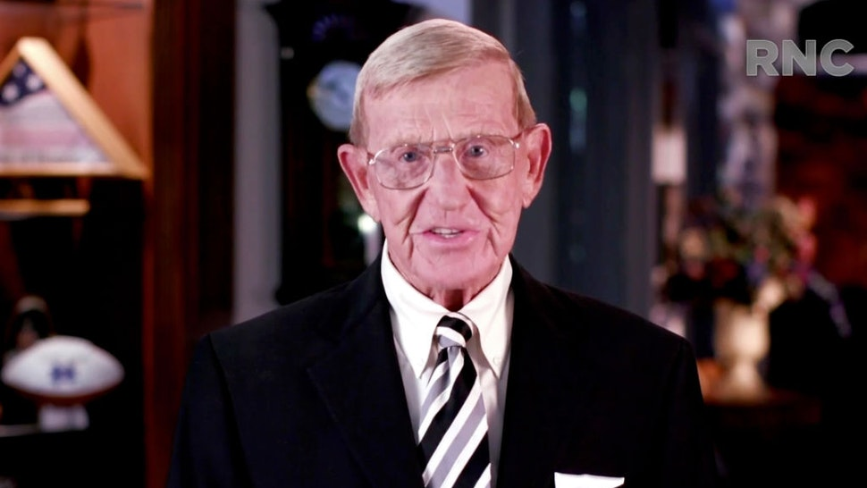 Legendary Coach Lou Holtz: Biden Is 'Catholic In Name Only'