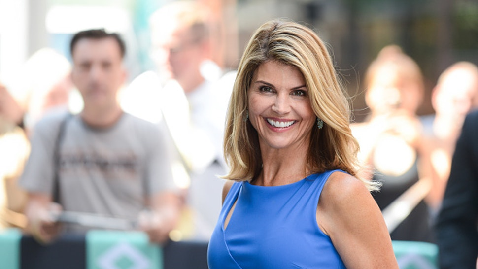 Lori Loughlin Sentenced To Two Months In Prison For College Admissions Scandal