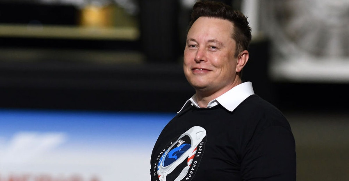 Musk After Historic SpaceX Landing: 'I'm Not Very Religious, But I Prayed For This One'