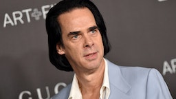 LOS ANGELES, CALIFORNIA - NOVEMBER 02: Nick Cave attends the 2019 LACMA Art + Film Gala Presented By Gucci on November 02, 2019 in Los Angeles, California.