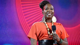 NEW YORK, NEW YORK - SEPTEMBER 28: Joy Reid speaks onstage during the 2019 Global Citizen Festival: Power The Movement in Central Park on September 28, 2019 in New York City.
