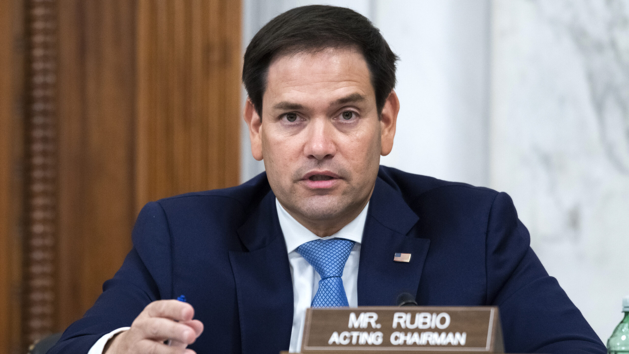 Rubio Eviscerates Potential Biden VP Pick Karen Bass: 'Highest-Ranking Castro Sympathizer In The History Of The United States Government'