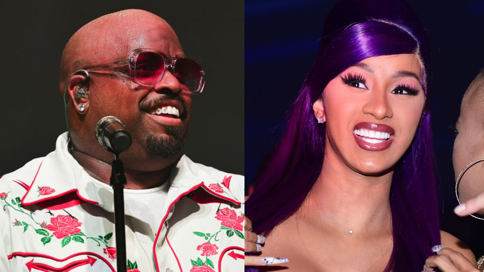 CeeLo Green Seems To Rip Raunchy Female Rappers On 'Moral Level' During Interview, Posts Statement To Clarify, Apologize