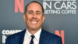 BEVERLY HILLS, CALIFORNIA - JULY 17: Jerry Seinfeld attends the LA Tastemaker event for Comedians in Cars at The Paley Center for Media on July 17, 2019 in Beverly Hills City