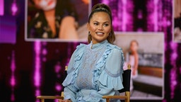 TODAY -- Pictured: Chrissy Teigen on Wednesday, February 19, 2020