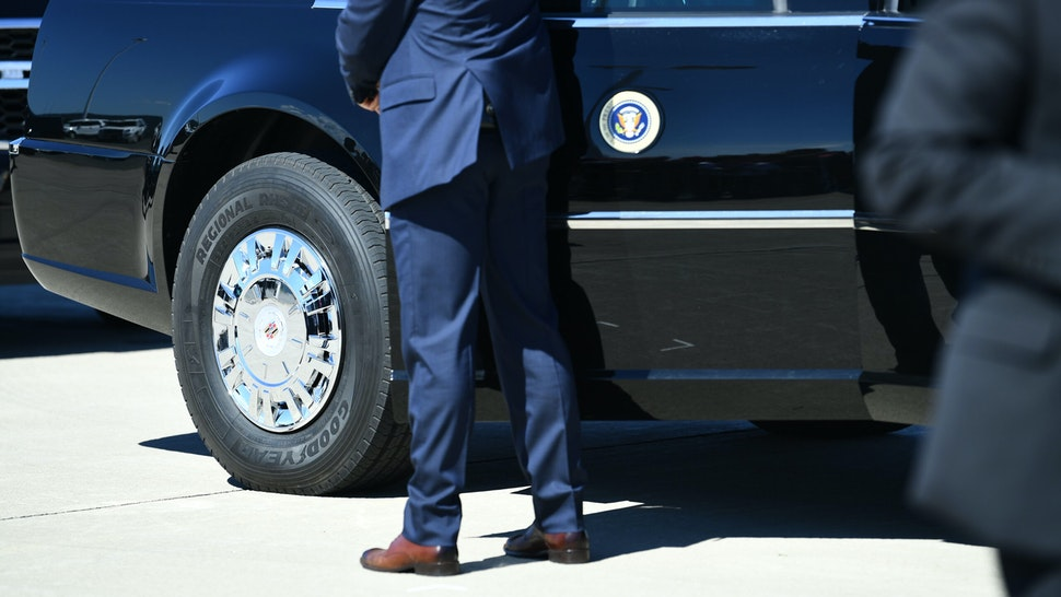 Trump Hits Goodyear Again As Their Stocks Lose Value: 'I Would' Take Their Tires Off Limo