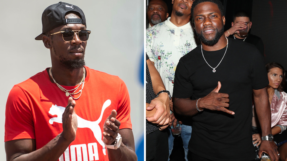 NBC News Trolled Over Photo Of Kevin Hart In Place Of Usain Bolt; 'Technical Error,' They Claim