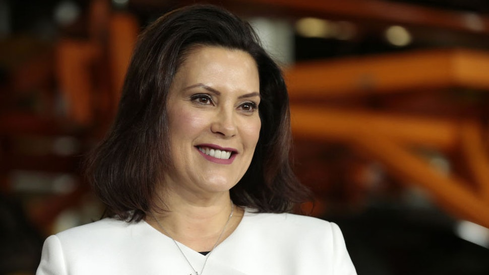 Report: Whitmer Traveled To Visit Biden Ahead Of Upcoming VP Decision