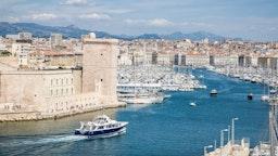 Buildings In Marseille