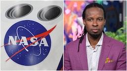 NASA and Ibram X. Kendi