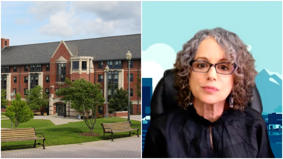 UConn Reportedly Paying 'White Fragility' Author Robin DiAngelo $20,000 To Train Administrators In 'Anti-Racism'