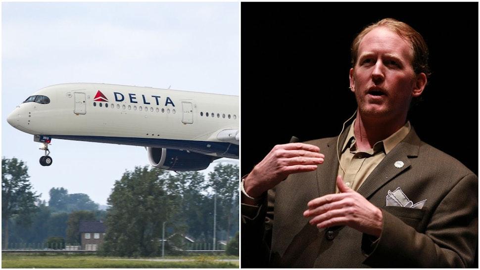 Delta and Robert O'Neill