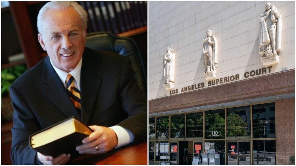 John MacArthur LA Superior Court