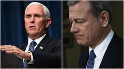 Pence and Roberts