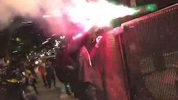 rioter firework