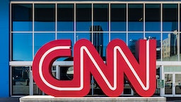 DOWNTOWN, ATLANTA, GEORGIA, UNITED STATES - 2015/11/14: CNN World Headquarters.