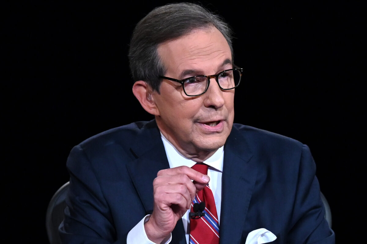 Chris Wallace Faces Intense Backlash, Including From Colleagues, Over Bias During Debate | The Daily Wire
