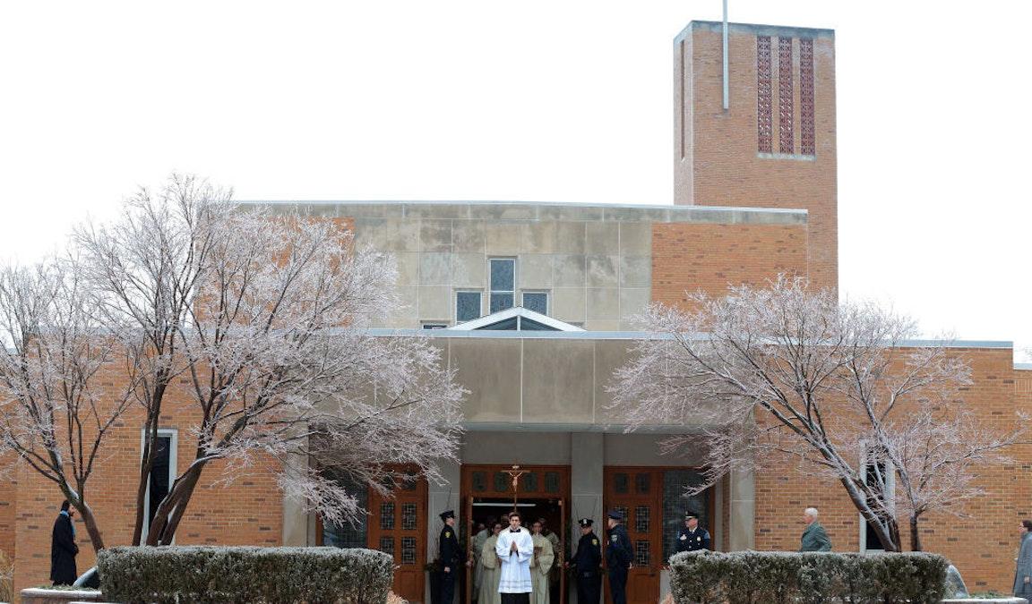 Catholic Priest Compares Black Lives Matter Organization, Antifa To al-Qaeda. Church Apologizes.