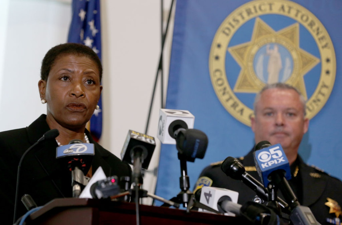 Report: CA District Attorney Issues Guidance To Police: Consider Needs Of Looters Before Charging Them